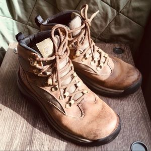 EUC Timberland Women's Waterproof Hiking Boots